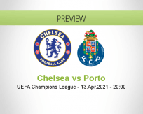 Chelsea Porto betting prediction (13 April 2021)