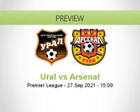 Ural vs Arsenal