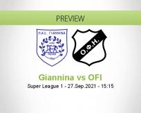Giannina vs OFI
