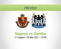Nagoya Gamba betting prediction (03 March 2021)