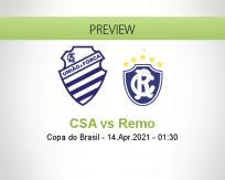 CSA Remo betting prediction (14 April 2021)