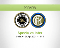 Spezia vs Inter