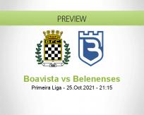 Boavista vs Belenenses
