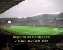 Vegalta Sanfrecce betting prediction (23 October 2021)