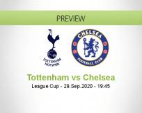 Tottenham Hotspur Chelsea betting prediction (30 September 2020)