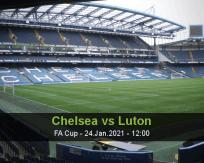 Chelsea Luton betting prediction (24 January 2021)
