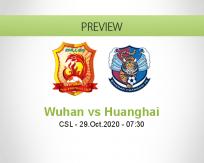 Wuhan Zall vs Qingdao Huanghai