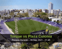 Torque Plaza Colonia betting prediction (19 September 2021)