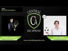 Entrevista Central das Apostas a Paulo Rebelo 1 - Gestão de Banca