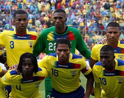 Análise dos 23 convocados da Seleção do Equador para o Mundial 2014