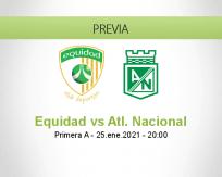 Equidad vs Atl. Nacional