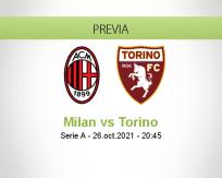 Milan vs Torino