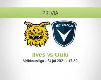 Pronóstico Ilves Oulu (30 julio 2021)