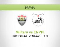 Pronóstico Military ENPPI (25 febrero 2021)