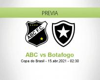 Pronóstico ABC Botafogo (14 abril 2021)