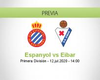 Espanyol vs Eibar