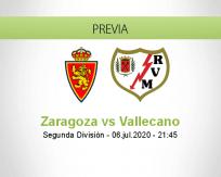 Real Zaragoza vs Rayo Vallecano