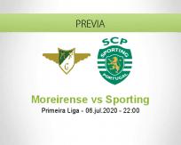Moreirense vs Sporting Lisboa