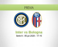 Internazionale vs Bologna