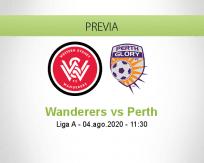 Western Sydney Wanderers vs Perth Glory