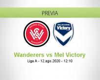 Western Sydney Wanderers vs Melbourne Victory