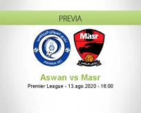 Aswan FC vs Masr