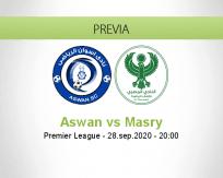 Aswan vs Al Masry