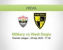 Pronóstico El Entag El Harby Wadi Degla (28 septiembre 2020)