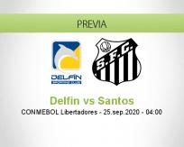 Delfin vs Santos