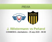 Jorge Wilstermann vs Peñarol