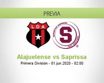 Alajuelense vs Deportivo Saprissa