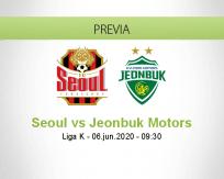 Seoul vs Jeonbuk Motors
