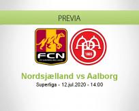 Nordsjælland vs Aalborg