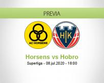 Pronóstico AC Horsens HOB (08 julio 2020)