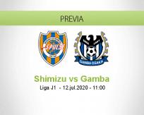Shimizu S-Pulse vs Gamba Osaka