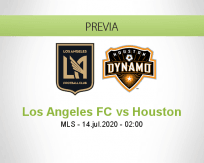 Los Angeles FC vs Houston Dynamo
