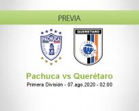 Pachuca vs Querétaro