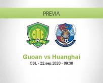 Beijing Guoan vs Qingdao Huanghai