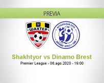 Shakhtyor vs Dinamo Brest