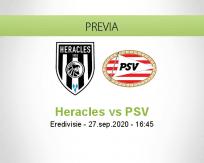 Heracles vs PSV