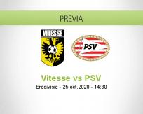 Vitesse vs PSV
