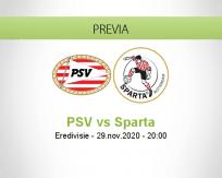 PSV vs Sparta