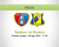 Tambov vs Rostov