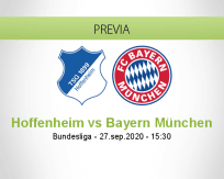 Hoffenheim vs Bayern München