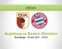 Augsburg vs Bayern München