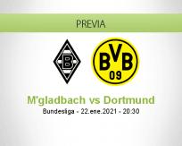 M'gladbach vs Dortmund