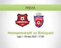 Hermannstadt vs Botoşani