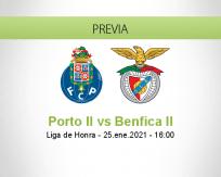 Porto II vs Benfica II