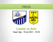 Pronóstico Lamia Aris (18 octubre 2021)