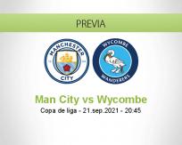 Man City vs Wycombe